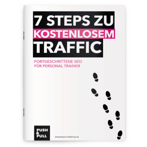 SEO Report für Personal Trainer - Traffic