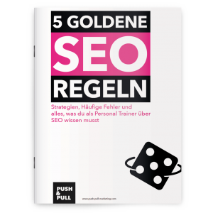 Personal Trainer Marketing Report - 5 goldene SEO Regeln
